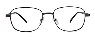 80071 Carter Rectangle gold glasses