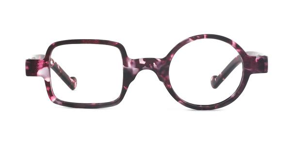 8521 Maye  purple glasses
