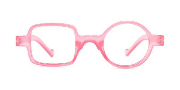 8521 Maye  pink glasses