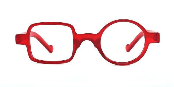 8521 Maye  red glasses
