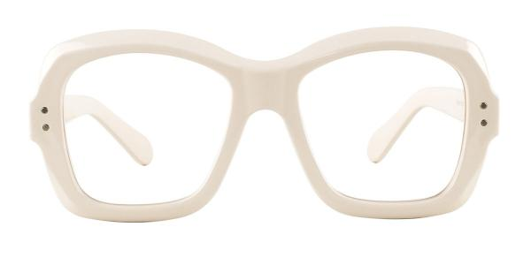 86313 Regina Rectangle pink glasses