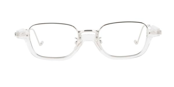 86335 Freda Rectangle clear glasses
