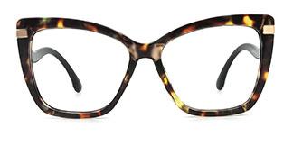 87021 Keitha Cateye tortoiseshell glasses
