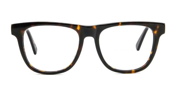 8810 Ward Rectangle tortoiseshell glasses