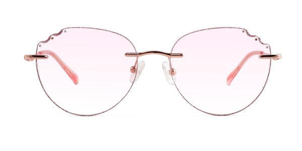 88365 Dani  pink glasses