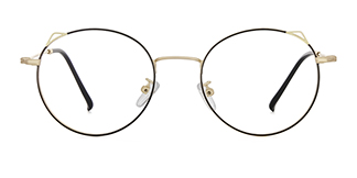 8881 Angil Cateye,Round red glasses