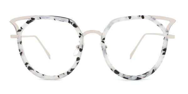 9016 Elma Cateye tortoiseshell glasses