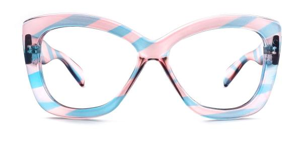 9022 Odalis Cateye multicolor glasses
