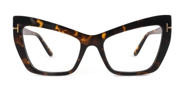 9024 Virginia Butterfly tortoiseshell glasses