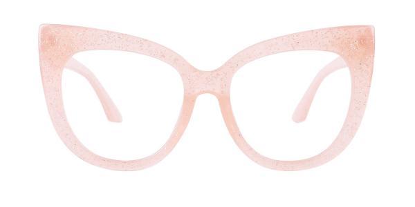 90377 Lola Cateye pink glasses