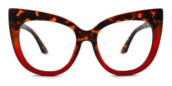 90377 Lola Cateye tortoiseshell glasses