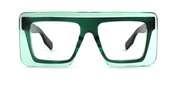 9081 Maverick Aviator blue glasses