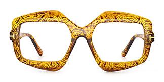 9096 Katie  tortoiseshell glasses