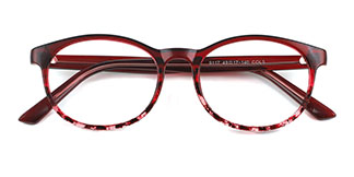 9117 Belle Oval blue glasses