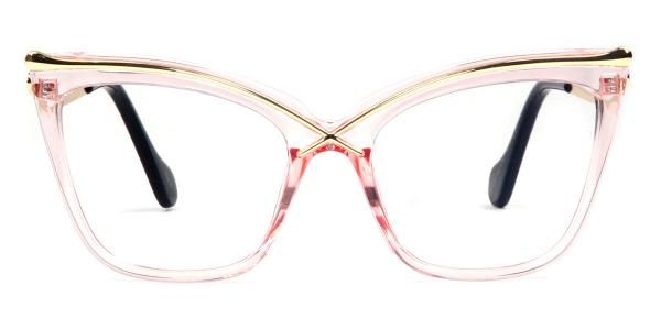 92107 Lacey Cateye pink glasses