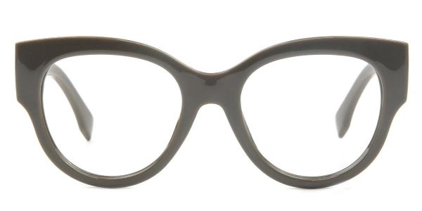 92161 Ragan Oval grey glasses