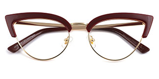 92185 Anthea Cateye tortoiseshell glasses
