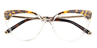 93308-1 Mercy Cateye tortoiseshell glasses
