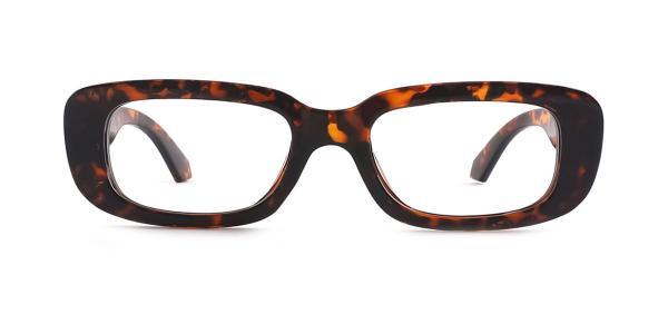 95004 Phoebe Oval tortoiseshell glasses