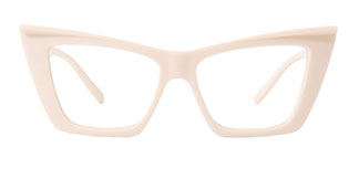 95088 Eboni Cateye pink glasses