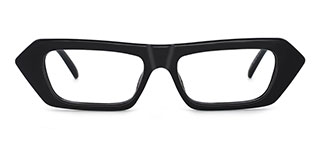 95089 Adan Cateye black glasses