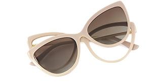 95658 Anabella Cateye pink glasses