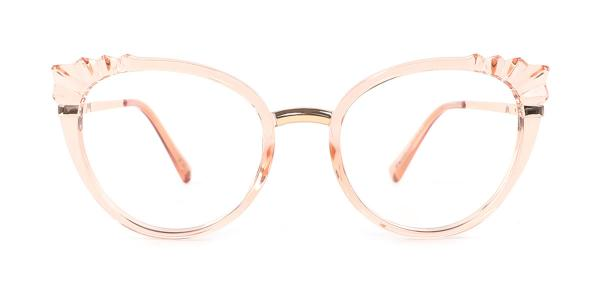 95701 Jacey Cateye pink glasses