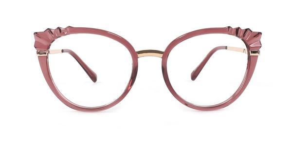 95701 Jacey Cateye red glasses