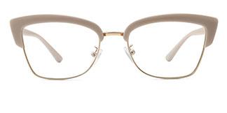 95711 Hadenna Cateye pink glasses