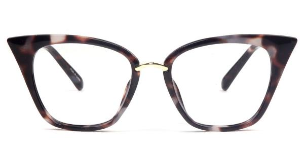 97093 Damaris Cateye black glasses