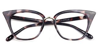 97093 Damaris Cateye black glasses