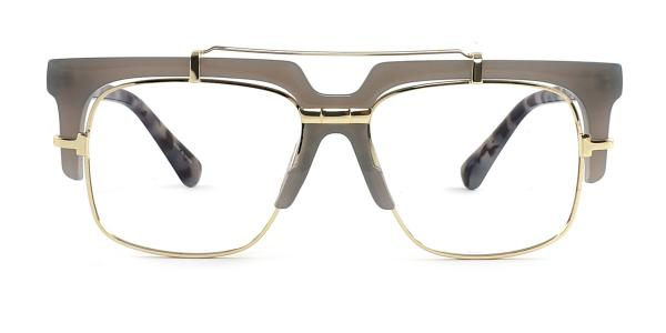 97132 Welsie Aviator grey glasses