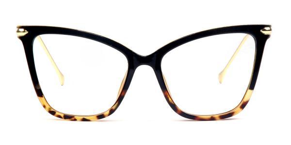 97152 Aldis Cateye,Butterfly tortoiseshell glasses