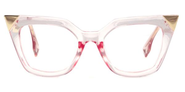 97153 Nakita Cateye pink glasses
