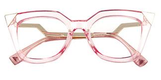 97153 Nakita Cateye,Butterfly black glasses