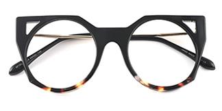 97192-1 Zaira Cateye tortoiseshell glasses