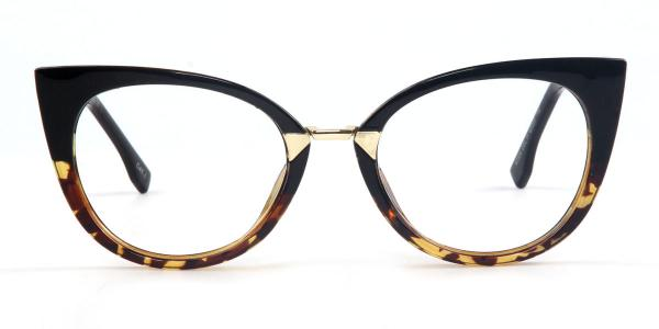 97320 Arabella Cateye tortoiseshell glasses