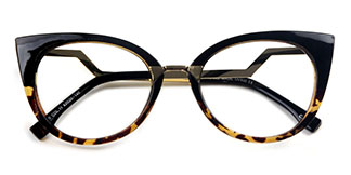 97320 Arabella Cateye tortoiseshell glasses