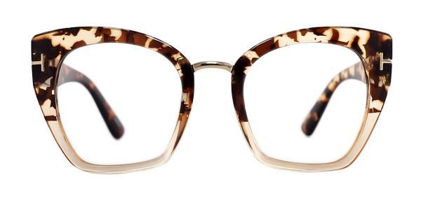 97356 India Cateye tortoiseshell glasses