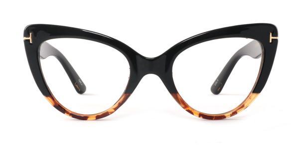 97398 Devorah Cateye tortoiseshell glasses