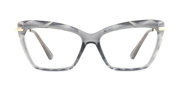 97533 Milo Cateye grey glasses