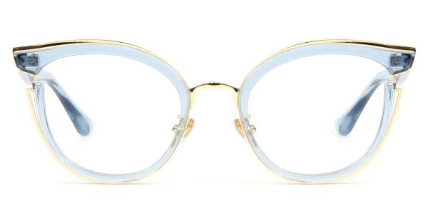 97551 Louise Cateye blue glasses