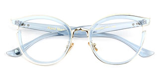 97551 Louise Cateye blue glasses