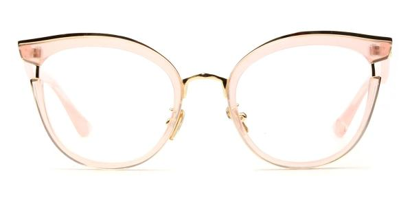 97551 Louise Cateye tortoiseshell glasses