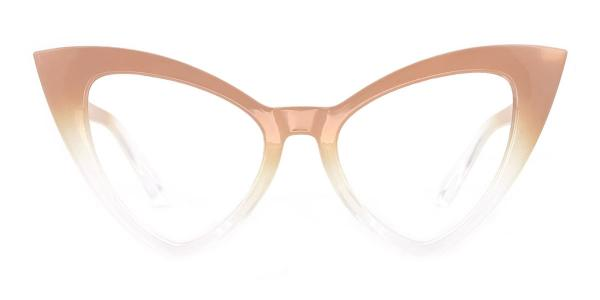 98044 dominic Cateye pink glasses