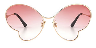 A18908 Betsy Butterfly pink glasses