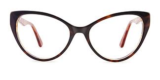 B2929 miranda Cateye tortoiseshell glasses