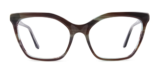 C1077 monica Cateye other glasses