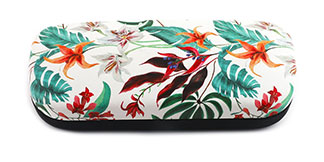 Floral Stylish Glasses Case