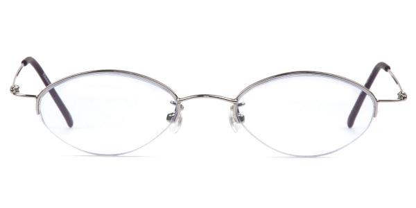 CE5258 Charon Oval blue glasses